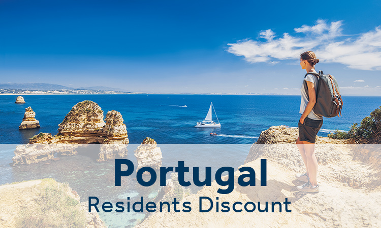 Portuguese Residents Discount